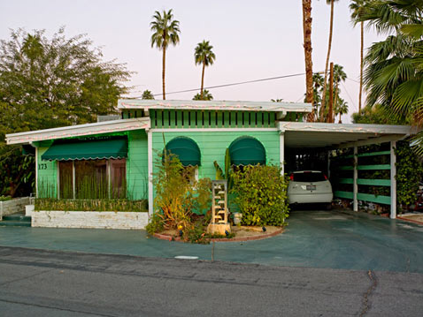 Small Dreams, Trailer Parks in Palm Springs: A Typology 4
