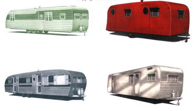 Trailer Travel, The History of Mobile America 1