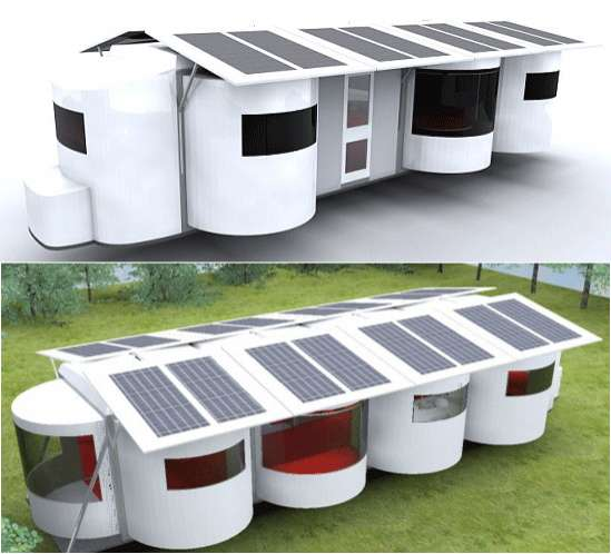 Merveilleux Mobile Home Design