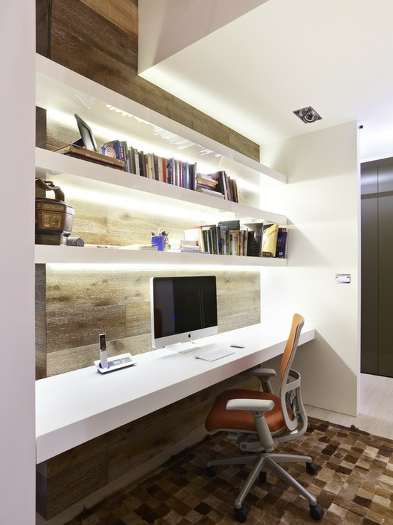 For The Sophisticated Side. 19 Great Home Office Ideas ...