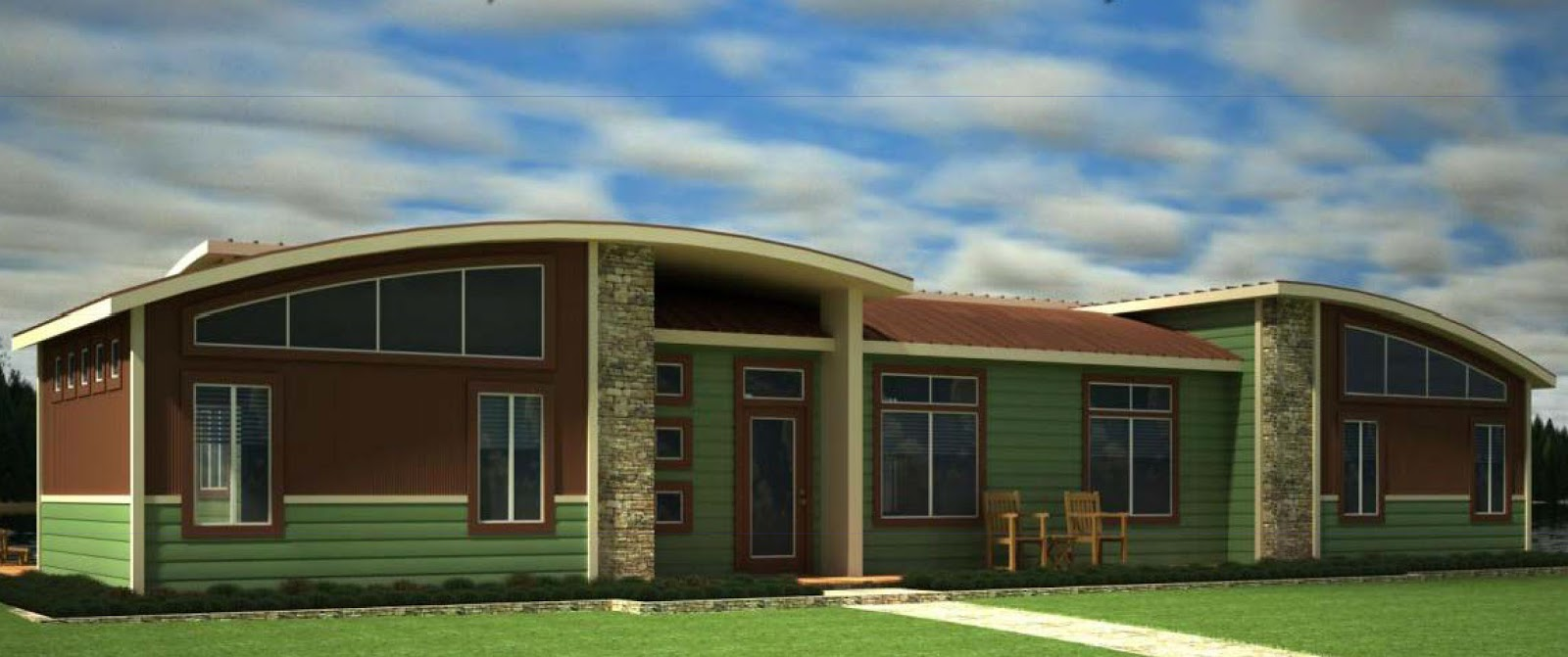 2012 manufactured housing industry awards mobile home living for Industrie mobel