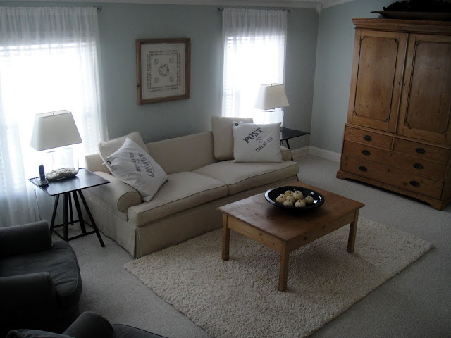 manufactured home living room decor