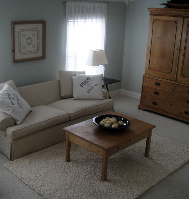 Manufactured home decorating ideas - living room