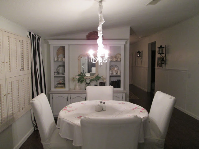 manufactured home-dining room after 2