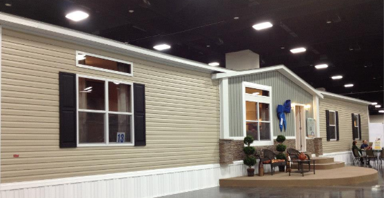 Clayton Home Show Mobile Home Living