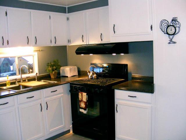single wide kitchen remodel-kitchen