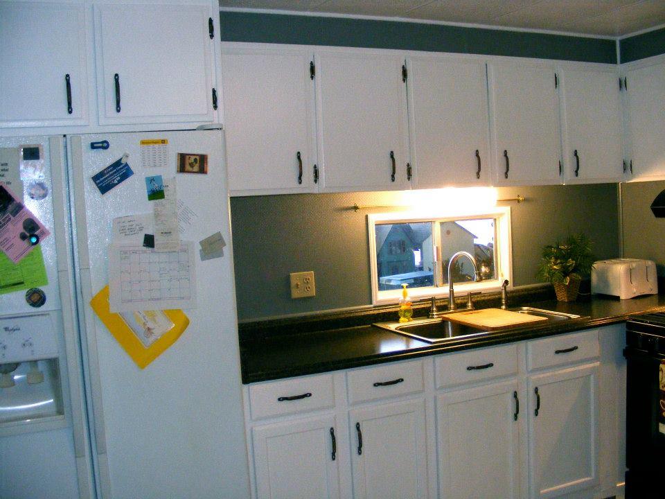 1971 Skyline Single Wide Kitchen Remodel Mobile Home Living