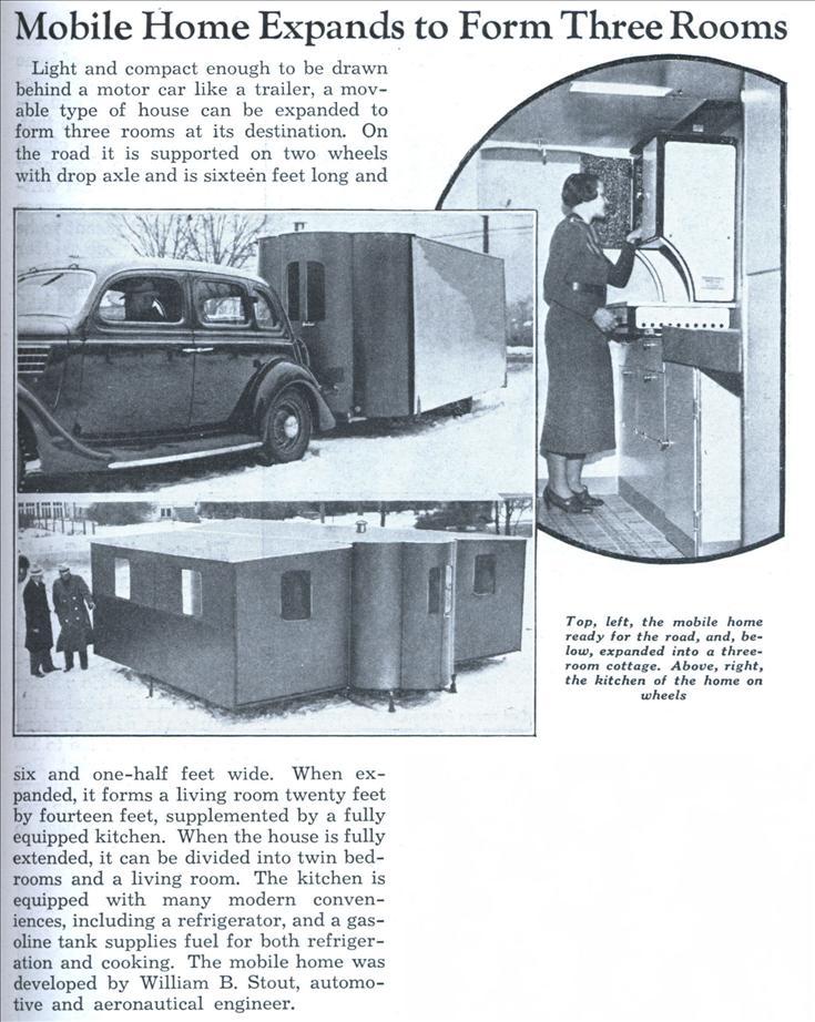 1936 mobile home