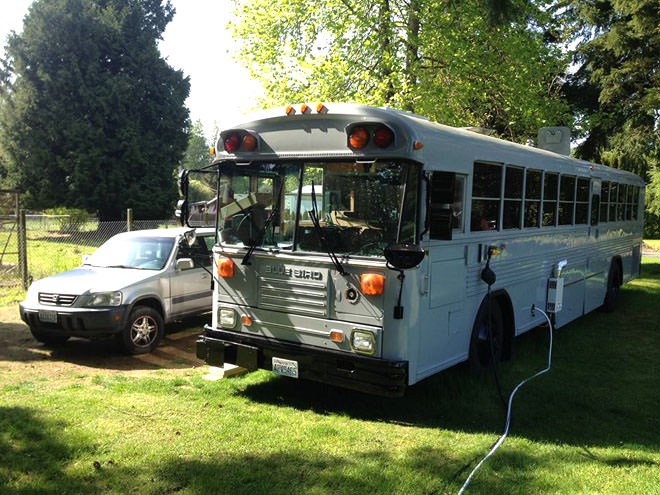 bus conversions-big bertha exterior