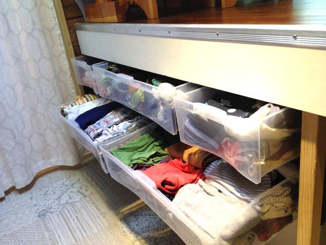 bus conversions-big bertha storage