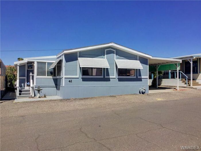 Buying a mobile home in arizona-double wide