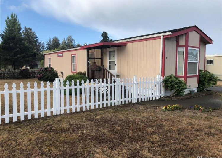 buying a mobile home in washington-single wide
