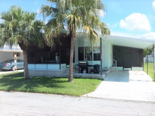cheap mobile homes-florida exterior