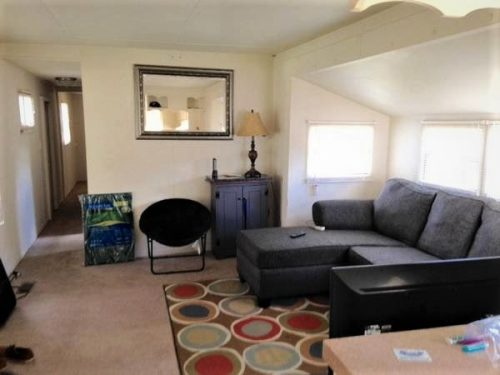 cheap mobile homes-michigan living room