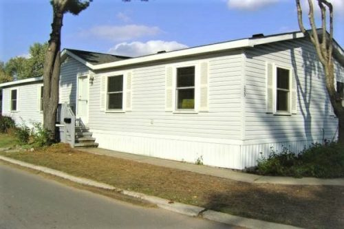 cheap mobile homes-rochester exterior