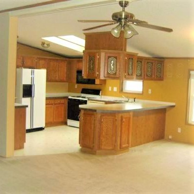 cheap mobile homes-rochester kitchen dining room