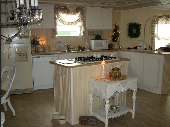 cottage style kitchen decor