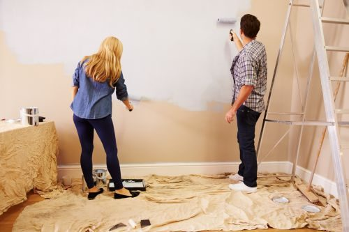 Remodel a Mobile Home on a Budget - DIY is always a great way to save money