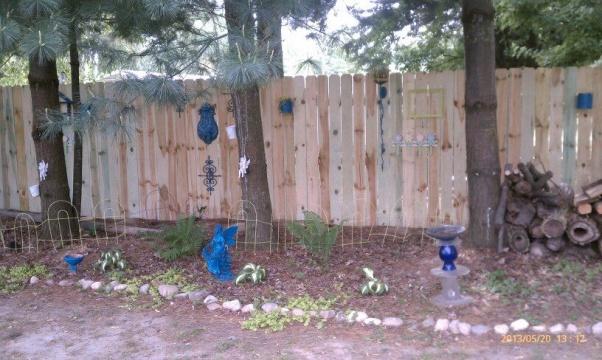 Creative backyard landscaping ideas