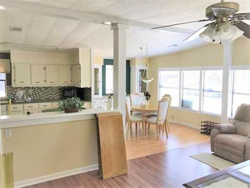 mobile home design trends - let the light in