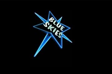 Blue Skies drew mackie 2006