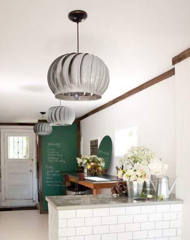 exhaust fan DIY light