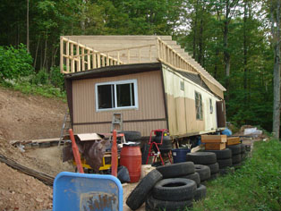 environmentally friendly houses the ultimate green mobile home