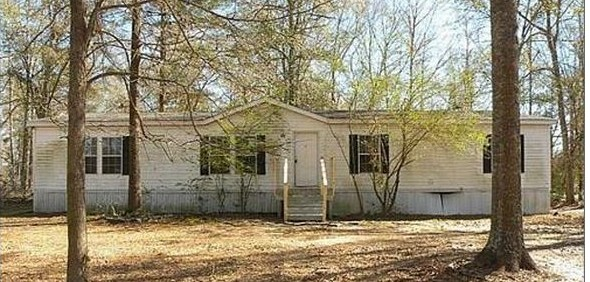 foreclosed manufactured home listed for 48900