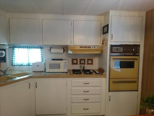 free mobile home-farm house country kitchen 2