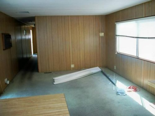 free mobile home-living room before