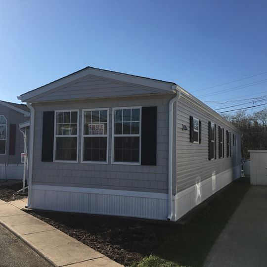 fully renovated single wide manufactured home - exterior 2