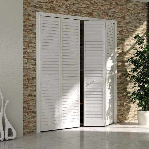 General Maintenance Questions About A Mobile Home   Bifold Closet Doors