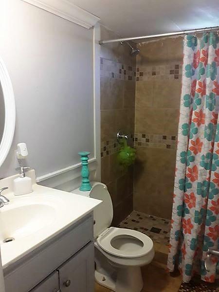 gorgeous mobile home interiors - 1991 single wide-bathroom