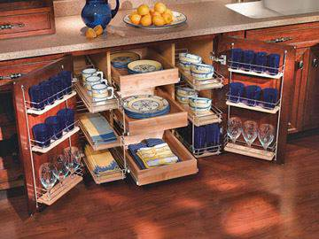 33 amazing kitchen makeover ideas and storage solutions for Great storage ideas