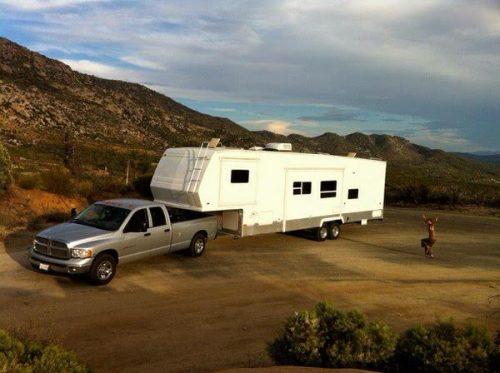 gypsy caravan-exterior