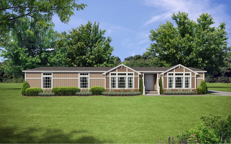 The Hillcrest IV Double Wide From Champion Homes