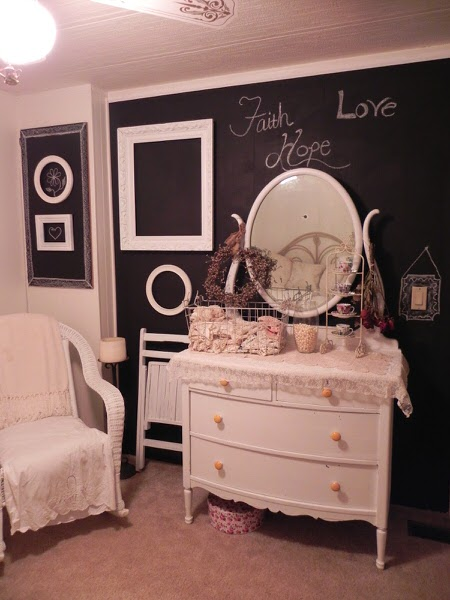 hot paint colors for your manufactured home-black is back