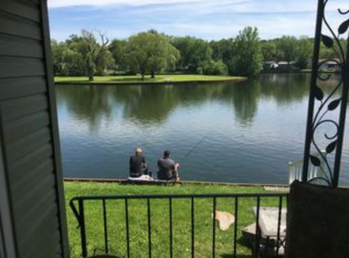 10 Awesome Craigslist Mobile Home Ads from June 2017 - Lake view from 1968 double wide for sale