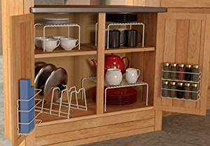 kitchen and bathroom cabinet storage solutions - smart storage solutions for small homes