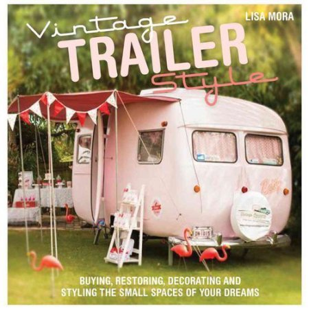 Christmas gifts for mobile home owners-Trailer style book