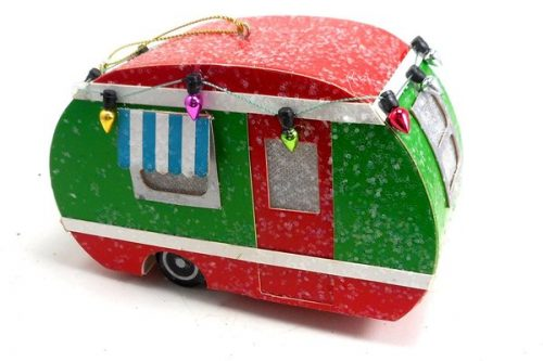 Christmas gifts for mobile home owners-ornament