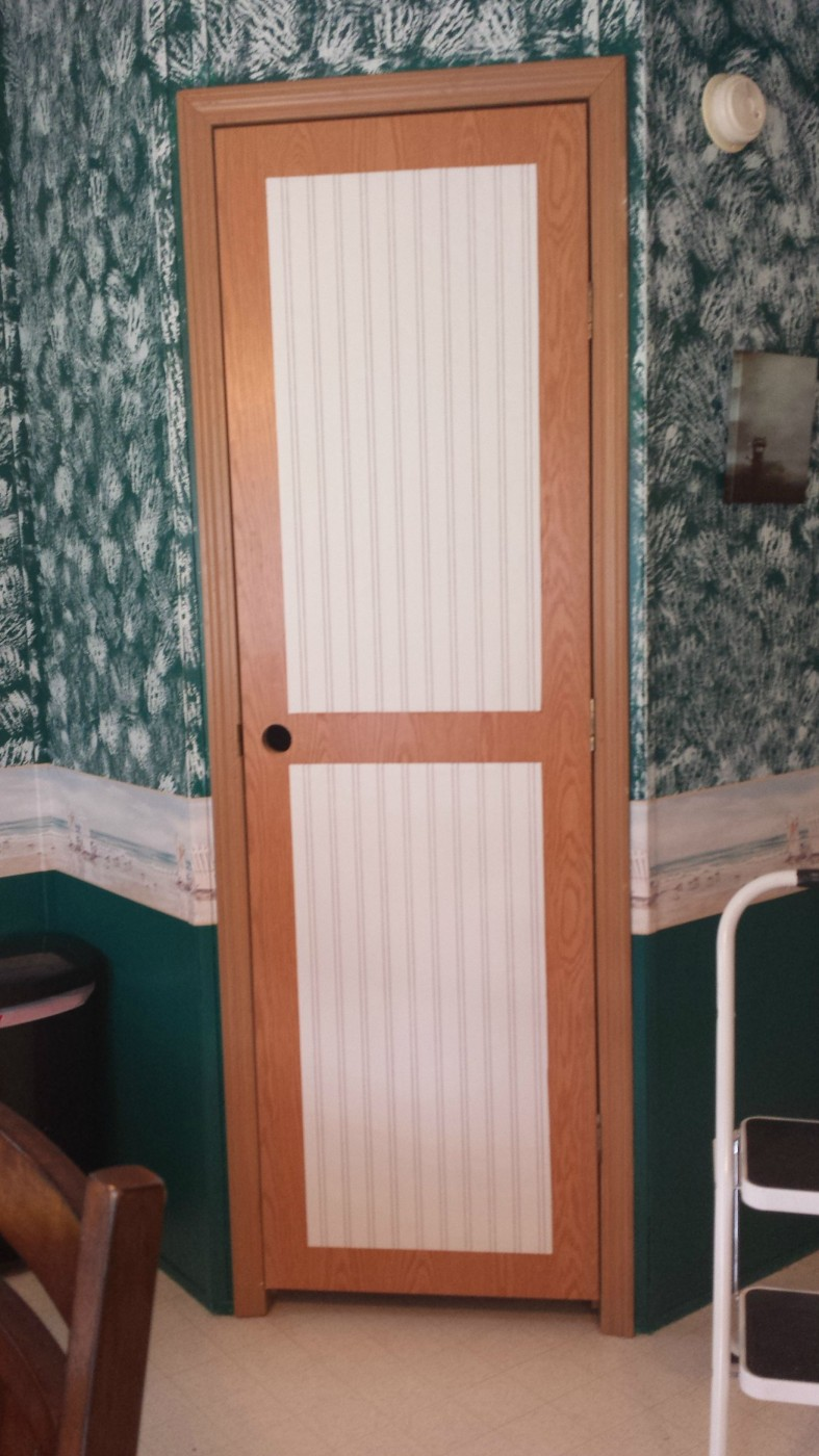 Mobile home interior door makeover - Mobile home interior doors lowes ...