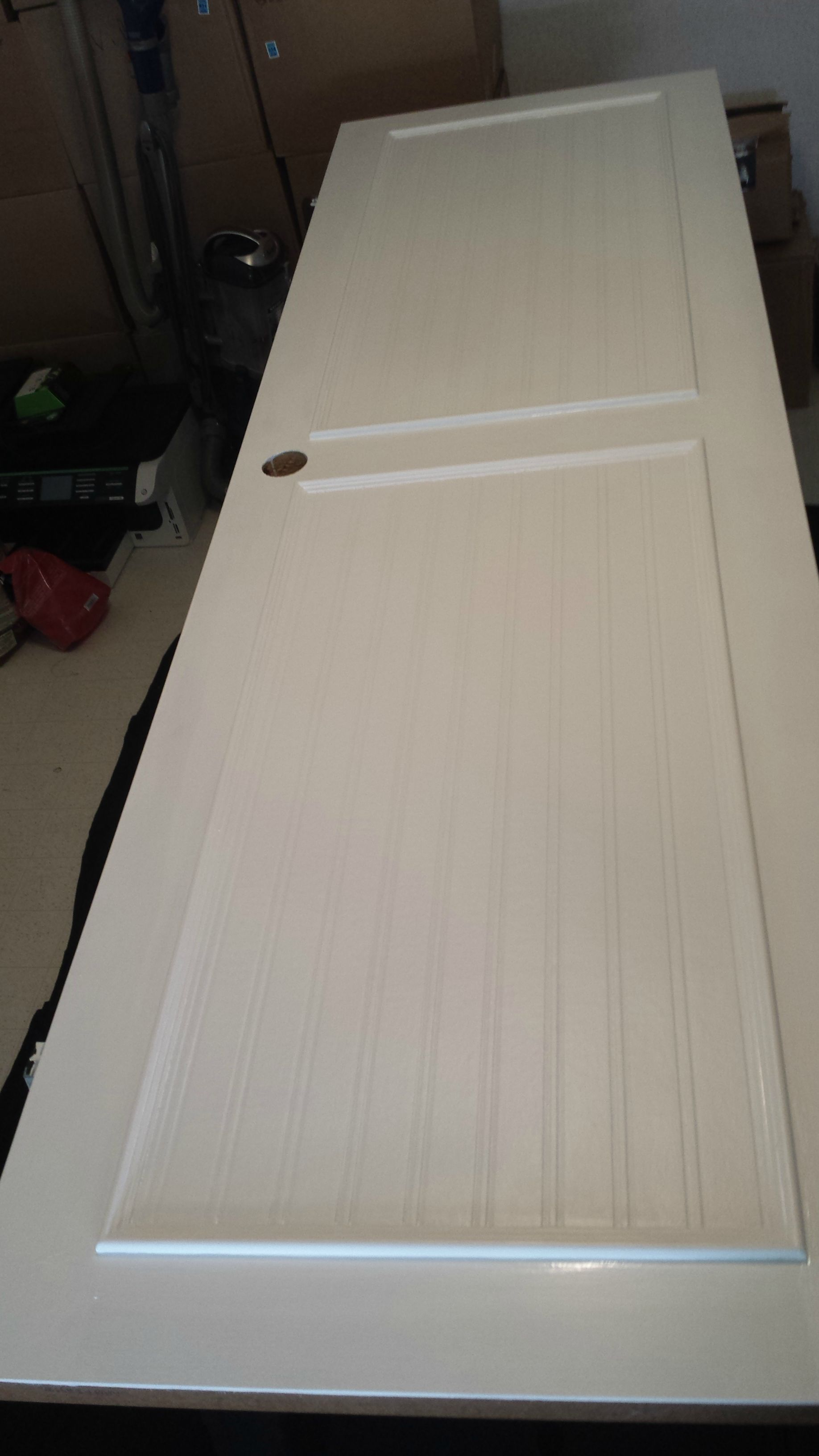 Interior Door Makeover Step By Step 3
