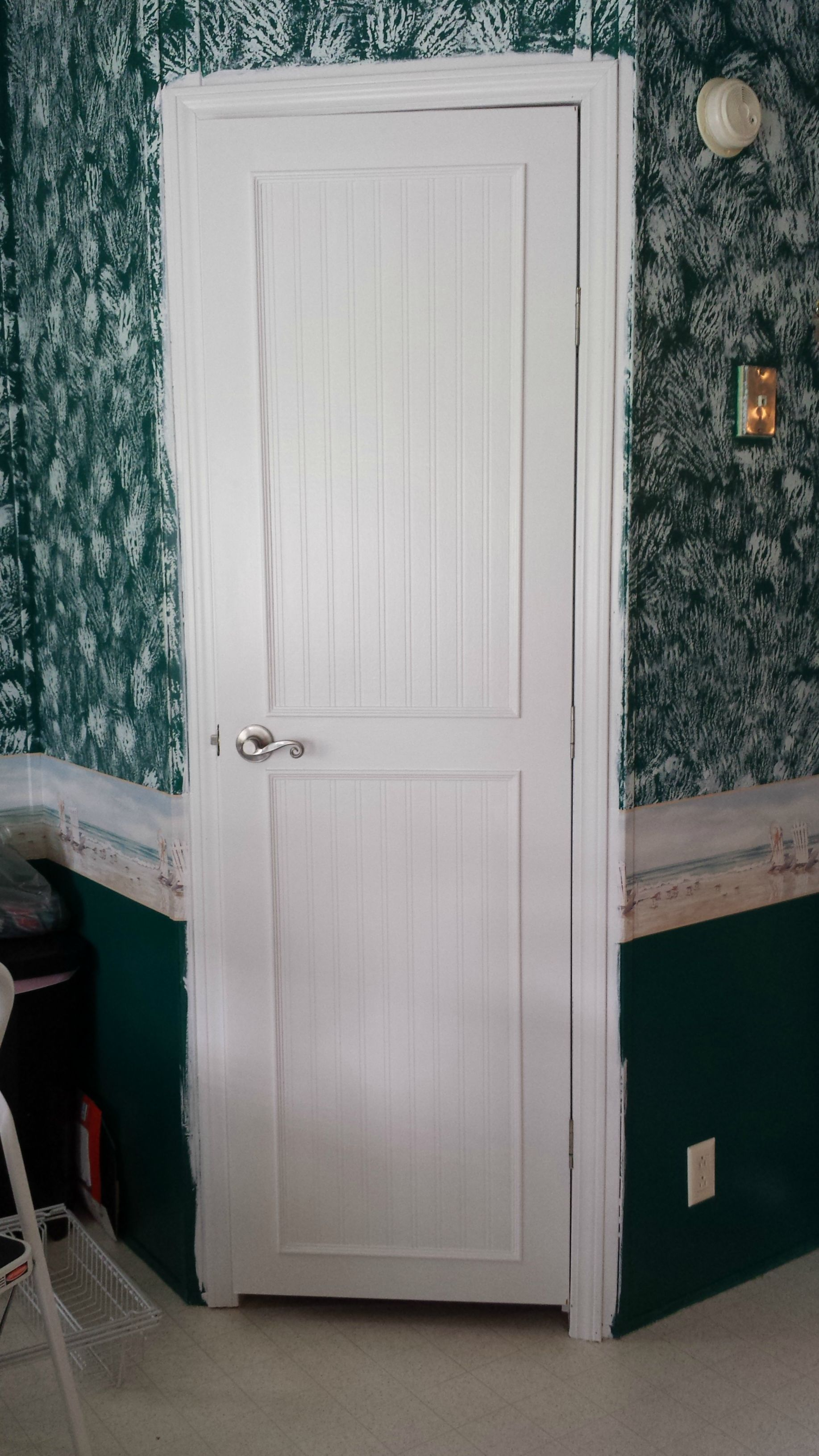 Interior Door Makeover Step By Step 4