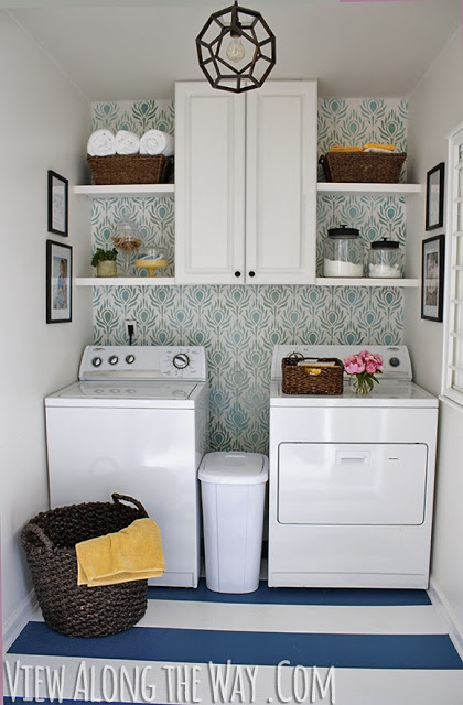 Laundry room makeover ideas for your mobile home - Laundry room design ideas ...