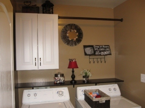 laundry room update ideas-maximize the space