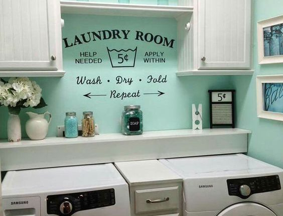 5 Mobile Home Laundry Room Update Ideas | Mobile Home Living