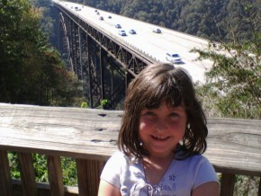 livi at new river gorge