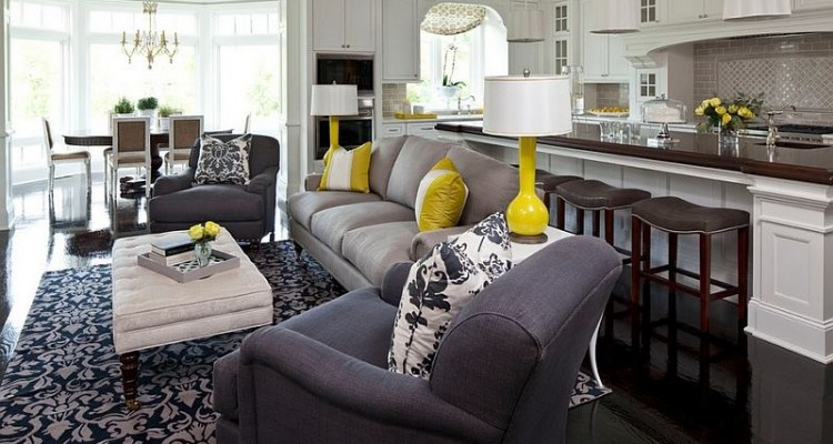 25 beautiful living room ideas for your manufactured home Beautiful living room colors