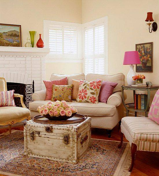 25 Beautiful Living Room Ideas For Your Manufactured Home ...